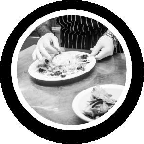 Cooperativa Insieme - La cucina