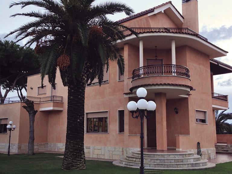 Sede di Roma Comunità Lautari